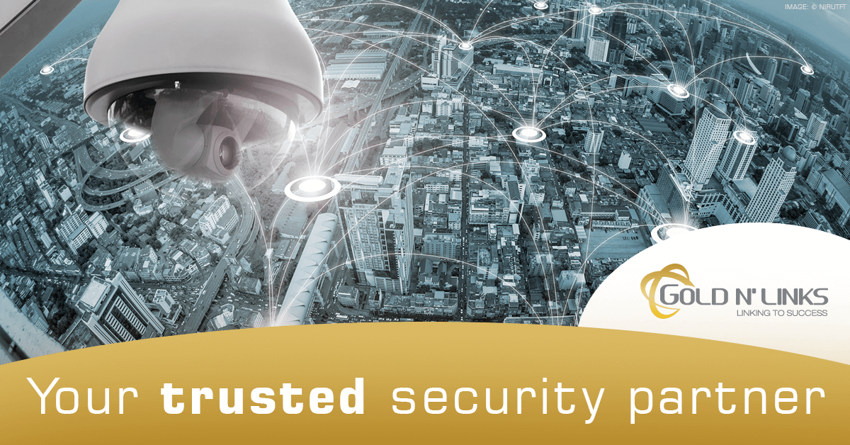 Your trusted security partner - Gold N' Links